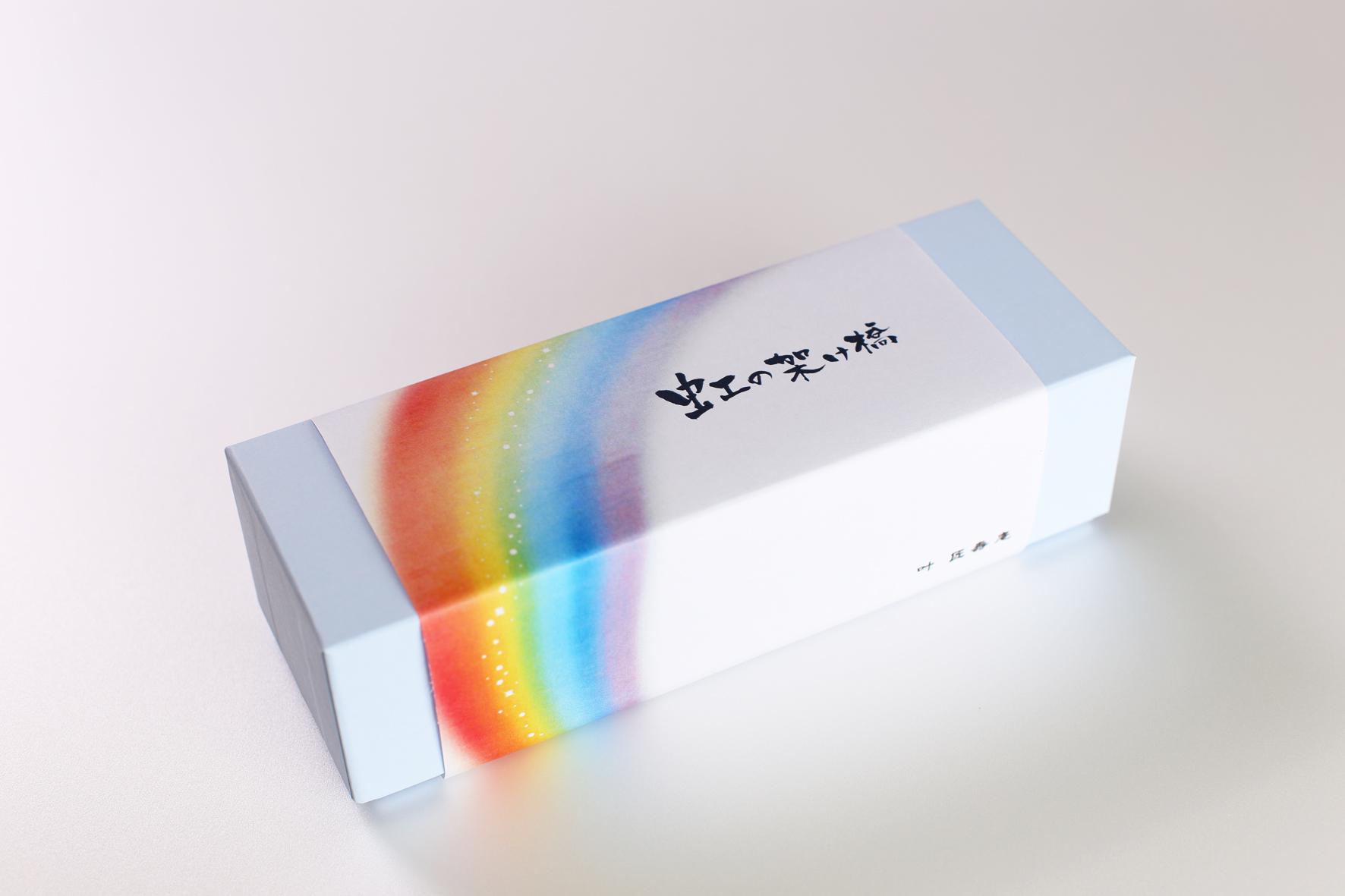 虹のお菓子
